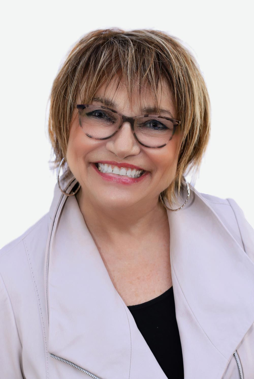Speaker Karen McCullough