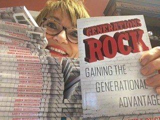 Karen McCullough author of Generations Rock