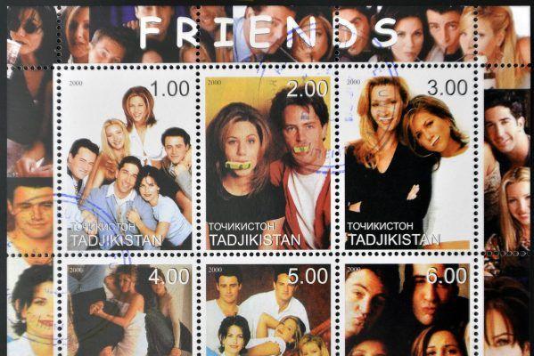 Gen X: Friends Poster